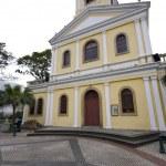 Church in Macau — Stock Photo #2999024
