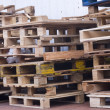 Pallets — Stock Photo #3042865