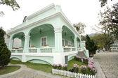 Taipa Houses-Museum — Stock Photo