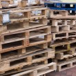 Stock fotografie: Pallets