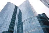 Hong Kong modern building — Stock fotografie