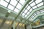 Gebäude-dach — Stockfoto