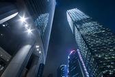 Modern skyscraper building — Stock Photo