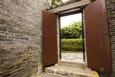 Chiński wieś — Zdjęcie stockowe