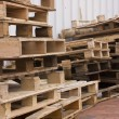 Pallets — Stock Photo #3139397