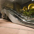 Stock Photo: Escalators