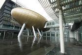 香港现代建筑在白天 — 图库照片