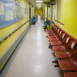 Hospital corridor - Stock Photo