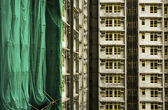 Moderna construção monolítica — Foto Stock