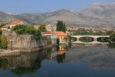 Trebinje Panorama in Bosnia — Stock Photo