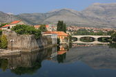 Trebinje Panorama in Bosnia — Stock Photo
