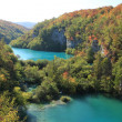 Stock Photo: Lakes in Plitvice National Park