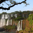 Iguassu waterfalls - Stock Photo