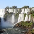 Iguassu waterfalls — Stock Photo