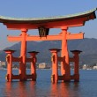 Stock Photo: Torii, Shinto Shrine