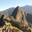 Stock Photo: Machu Picchu Panorama
