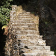 Old stone stairs - Foto de Stock