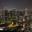 OsakCity in Japat night — Stock Photo #2936138