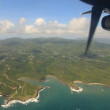 Aerial view of Grenada — Stock Photo