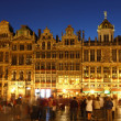 Grote Markt in Brussel — Stock Photo