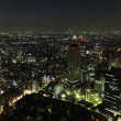 Tokyo at night — Stock Photo #3616944