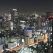 Tokyo at night — Stock Photo #3616984