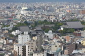 Kyoto birds eye view — Stock Photo
