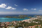 Charlotte Amalie — Stock Photo