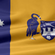 Flag of Australian Capital Territory — Stock Photo
