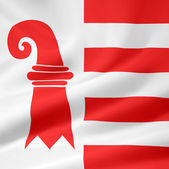 Flag of Jura — Stock Photo
