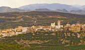 Sorbas Village Almeria Spain — Stock Photo