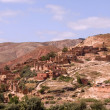 Stock Photo: Berber Village Morocco