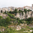 Cuenca Old Town La-Mancha Spain - Stock Photo