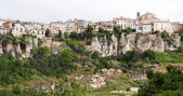 Cuenca Old Town La-Mancha Spain — Stock Photo