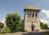 Church in Nieudan Village — Stock Photo