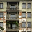 Stock Photo: Building Facade in East Berlin, Friedrichshain