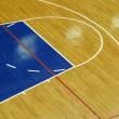 Basketball court — Stock Photo #2775967