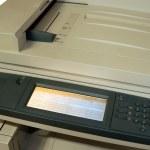 Colour laser copier — Stock Photo #2777302