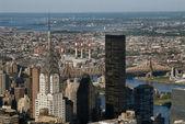 View of New York City — Stock Photo