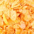 Background of the Crispy corn flakes — Foto Stock