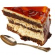 Layered Cake — Stock Photo