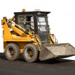 Skid steer loader - Stock Photo