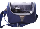 Bag photographer — Stockfoto