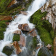 Blur waterfall — Foto Stock