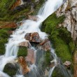 Blur waterfall — Stockfoto
