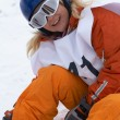 Snowboard girl — Stock Photo #2699960