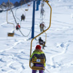 Ski elevator — Stock Photo #2707848