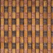 Wicker matting texture — Stock Photo #2707995