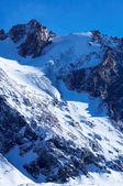 Great glacier — Stock Photo