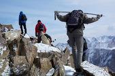 Climb — Стоковое фото
